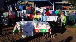 PACRI de Porto Xavier realiza Sopão Solidário e Varal Solidário