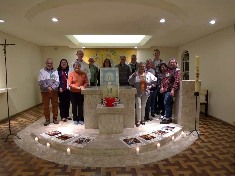 Formação dos agentes de pastoral