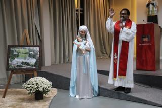 Paróquia Nossa Senhora Auxiliadora celebra sua padroeira