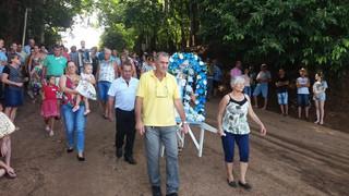 COMUNIDADE DE PORTO BIGUÁ REALIZA FESTA DOS NAVEGANTES