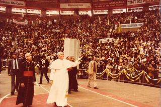 São João Paulo II: minidocumentário celebra os 40 anos da visita a Porto Alegre