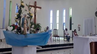 Paróquia Nossa Senhora dos Navegantes celebra 85 anos