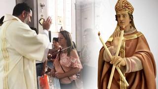 CNBB divulga orientações para a bênção de São Brás neste tempo de pandemia