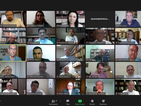 Pascom realiza reunião a nível regional
