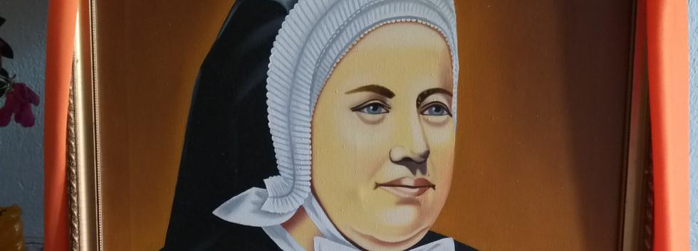 Madre Francisca - Fundadora