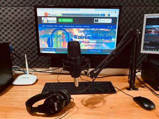 Paróquia de Giruá lança Web Rádio