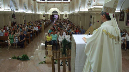 Posses e acolhidas dos Párocos e Vigários Paroquiais