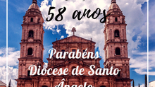 Diocese Angelopolitana completa 58 anos