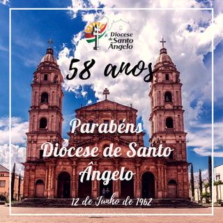 Diocese Angelopolitana completa 58 anos