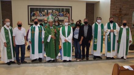 Jesuítas são acolhidos na Paróquia de São Miguel