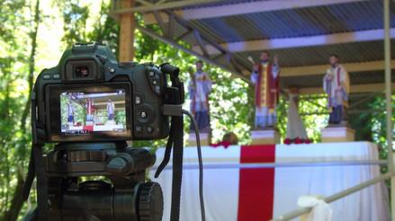 Diocese realiza e celebra a 87ª Romaria ao Santuário de Caaró