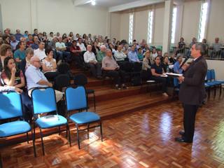 Reunião Geral da coordenação de Pastoral da Diocese