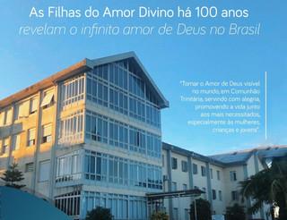 Filhas do Amor Divino: 100 anos de graças e bênçãos