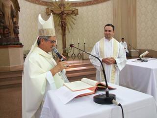 Padre Salesiano assume como Vigário Paroquial da Catedral em Santo Ângelo