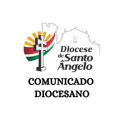 Dom Liro emite comunicado de suspensão de celebrações e serviços religiosos na Diocese