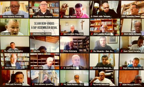 Bispos do Rio Grande do Sul avaliam desenvolvimento da 58ª Assembleia Geral