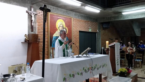 Santuário Missioneiro realiza Santa Missa de Renovação da Aliança