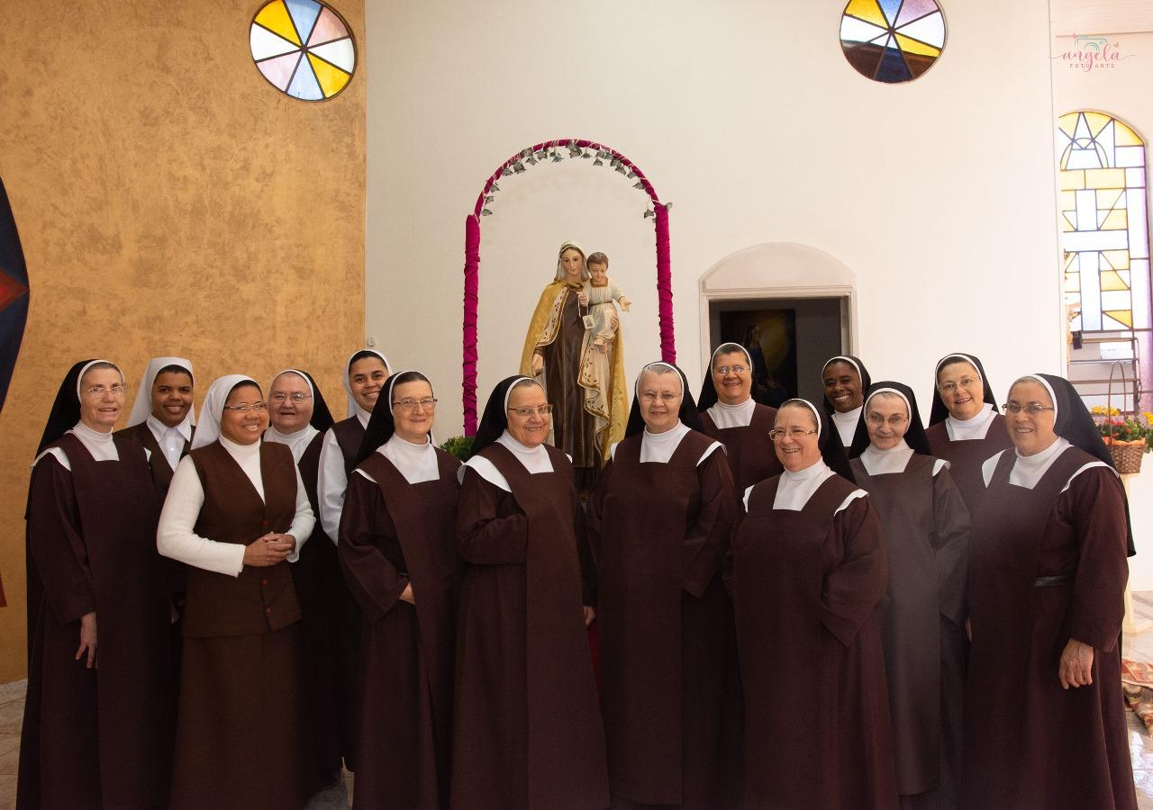 Atual comunidade das Irmãs