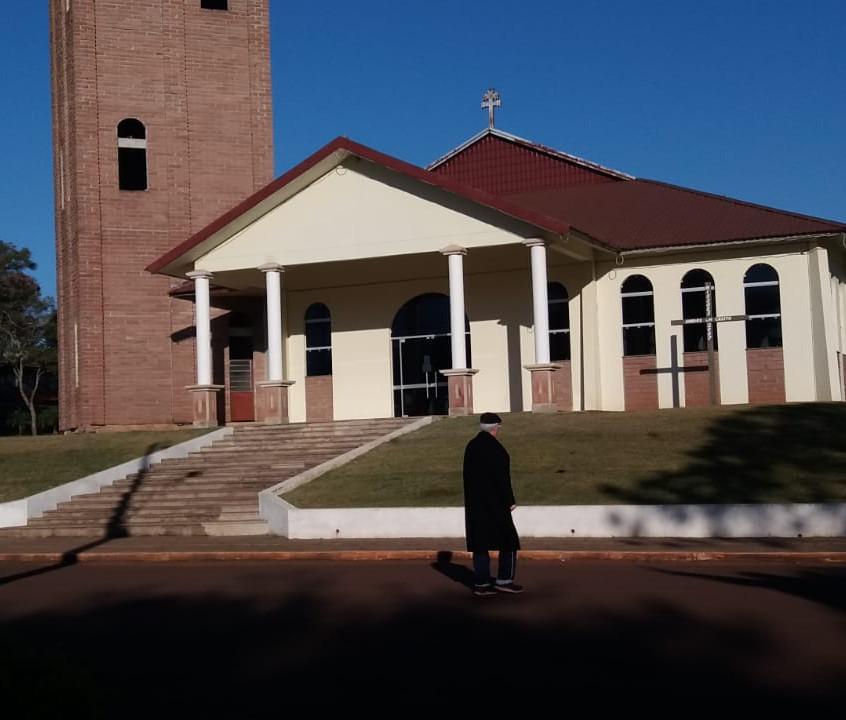 Visita dos Jesuítas a São Miguel