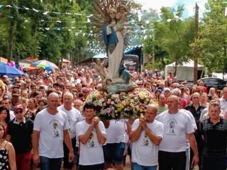 FESTA DE NOSSA SENHORA DOS NAVEGANTES EM PORTO MAUÁ