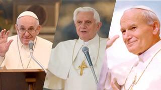 O que os Papas Francisco, Bento XVI e João Paulo II disseram sobre a Campanha da Fraternidade