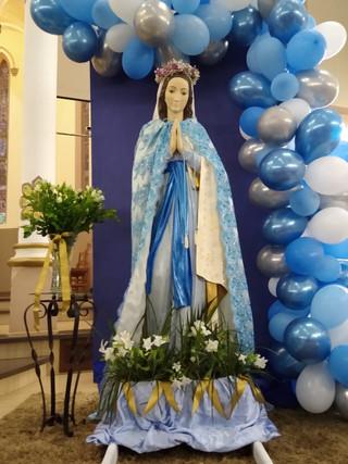 Três de Maio celebra a Festa da Imaculada Conceição