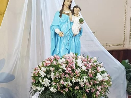Cinquentenário celebra Nossa Senhora da Saúde