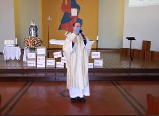 Paróquia de Independência celebra Santa Rosa de Lima