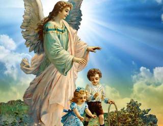 Anjo da Guarda: mensageiro do Senhor