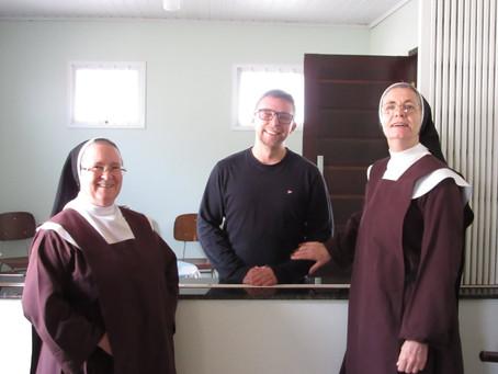Seminarista realiza retiro em preparação à Ordenação Diaconal
