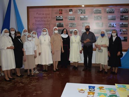 Paróquia de Guarani das Missões celebra 100 anos da presença das Irmãs Franciscanas
