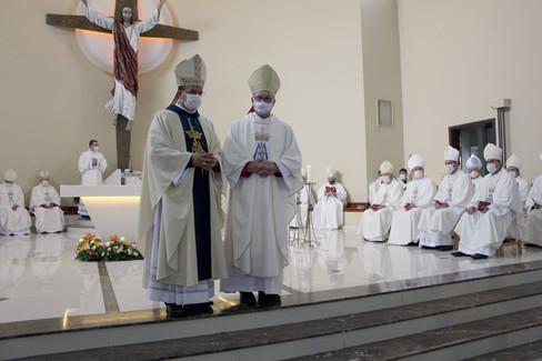 Dom Leomar Brustolin assume a Arquidiocese de Santa Maria