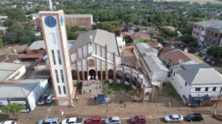 Paróquia de Giruá celebra 70 anos de criação