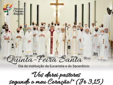 Feliz dia dos Sacerdotes