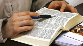 Familiaridade com a Bíblia