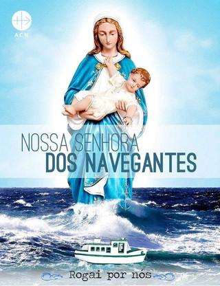COMUNIDADES INICIAM CELEBRAÇÕES EM HONRA À NOSSA SENHORA DOS NAVEGANTES