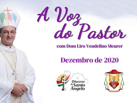 """Confira """"A Voz do Pastor"""" do mês de Dezembro"""