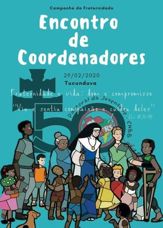 ENCONTRO DE COORDENADORES DA PASTORAL DA JUVENTUDE