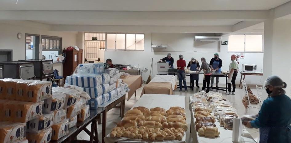 Projeto Pão Solidário