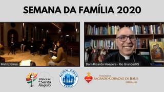 Pastoral Familiar e Paróquia de Giruá organizam programação especial na Semana da Família