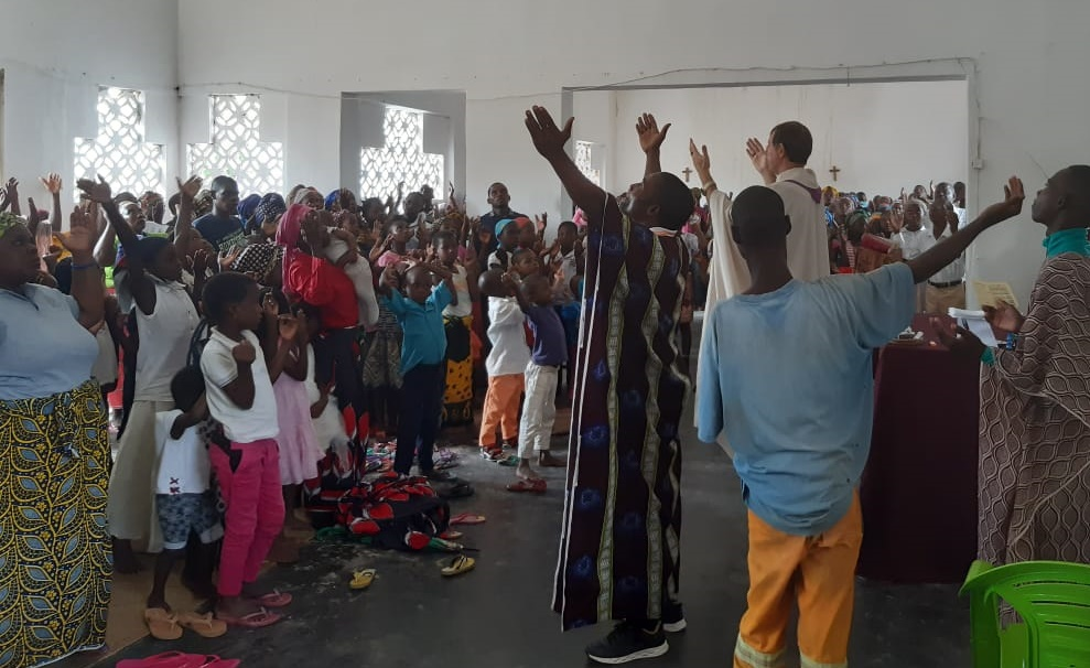 Comunidades africanas