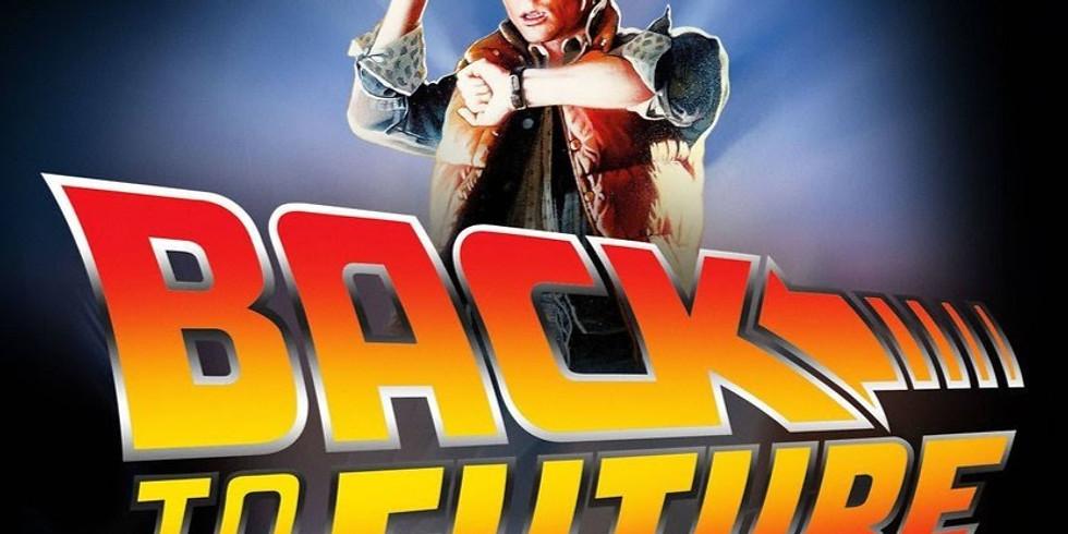 Back to the Future - Soak and Cinema Movie Night