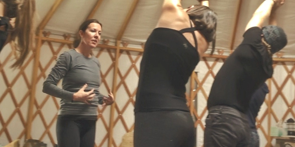 Solstice Flow led by Molly Jorgensen, MBody Movement