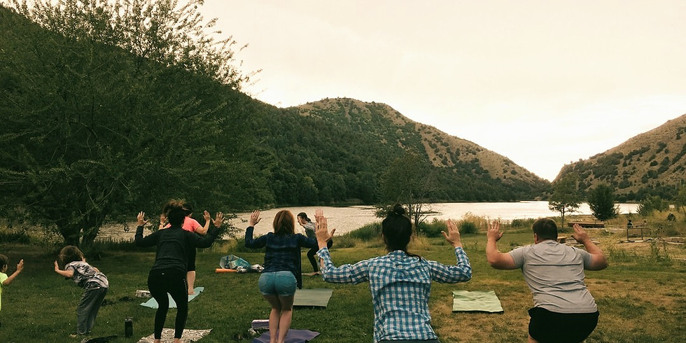 Outdoor Yoga Flow with Lori