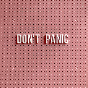 Panic Buster - how to mentally cope with the COVID-19 pandemic