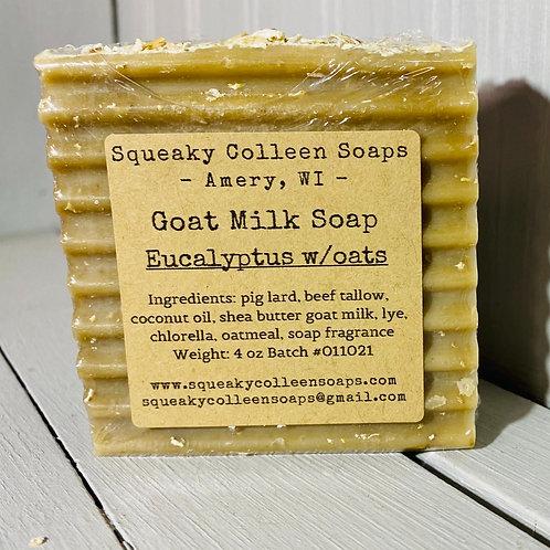 Eucalyptus w/oats