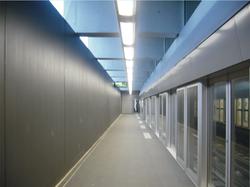 Lighting concept / luminaires Metro M2, Lausanne