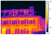 Thermographie Rénovation Mercerie, Lausanne, Arch. CBMM