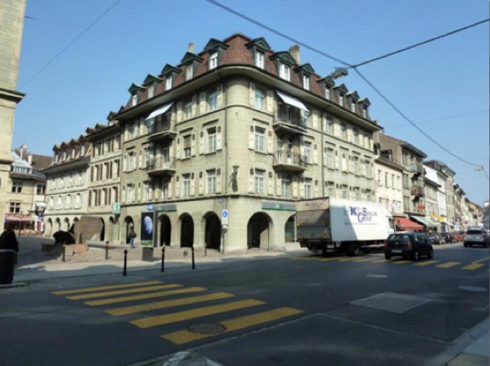 Etablissement des besoins objectifs d'investissement / Banque Cantonale Vaudoise