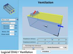 Software development / DIAL+Cooling